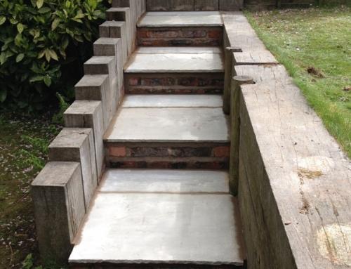 Indian Stone Steps – Chorltonville